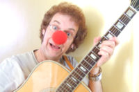 Julian the Juggler from CIRCUS UNLIMITED! sings his Clown Song, Big Red Noses.